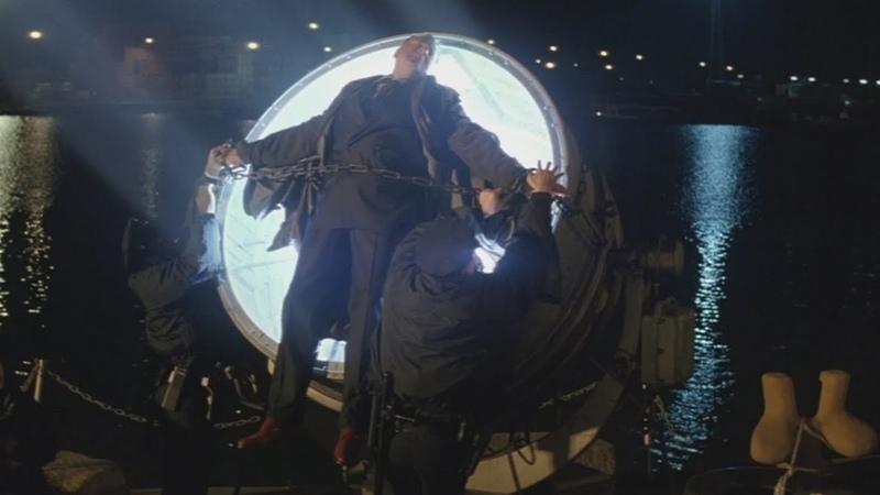 Batman Начало Я Бэтмен (Фальконе пойман)