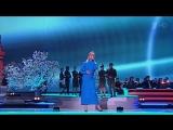 Синий платочек. Татьяна Буланова (2014) _ Песни весны и победы, 10 мая 2014