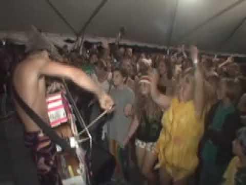 Tornado Rider - I'm A Falcon Live at Magnolia Festival 2009