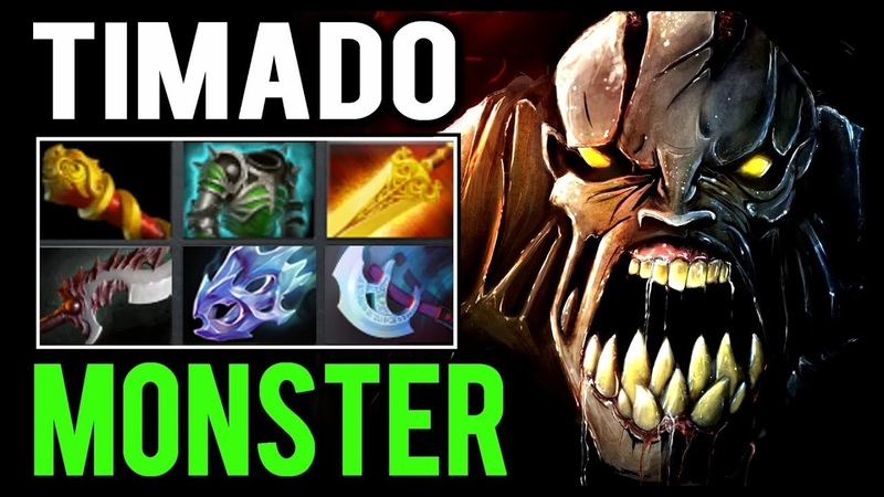 Timado Lifestealer Monster Unleashed with Full Item the Forgotten Carry