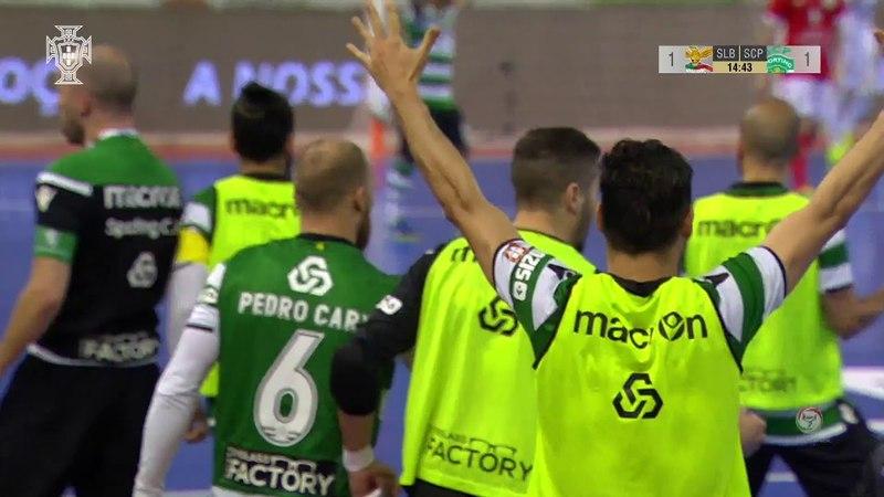 Taça de Portugal de Futsal SL Benfica 2 - 4 Sporting CP