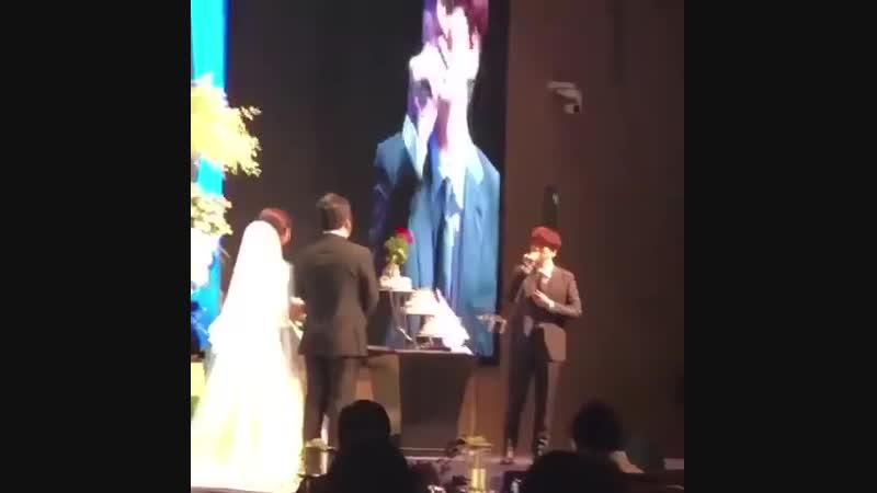 Wedding singer Cho Kyuhyun 💒.mp4
