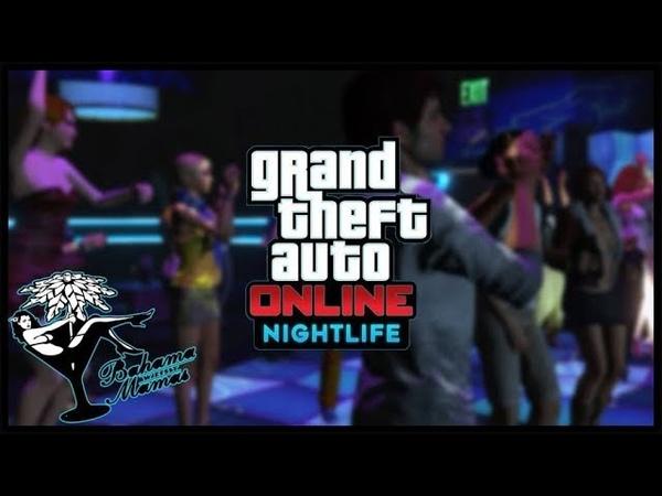Новый проект GTA V Nightlife DLC in GTA Online 3