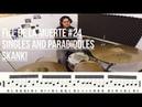 Fill de la muerte 24 - Skank Fill - Singles and Paradiddles!