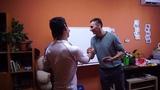 El club de teatro/actuación: Igor, Gregorio y Mateo