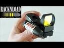 Sightmark Laser Dual Shot Reflex OVERVIEW by RACKNLOAD