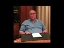 Усманов, которому принадлежит ВКонтакте, записал видеообращение: