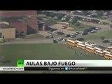Varios muertos y heridos tras un tiroteo en una escuela en Texas