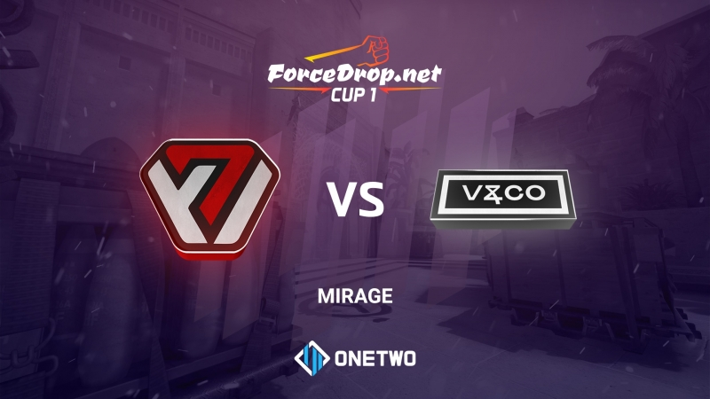 Avangar vs. Valiance (de_mirage) | ForceDrop.net Cup 1