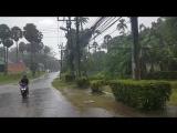 Видео туристов. Таиланд, Пхукет, погода в октябре. Сезон дождей в Таиланде! Видео про Пхукет. Валентин Денисов-Мельников