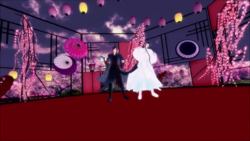 Mo Dao Zu Shi танцы MMD - YoiYoi Kokon (REOL) Вэй У Сянь и Ван Цзи / Магистр дьявольского культа dance