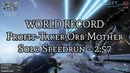 WORLD RECORD Solo Profit Taker 2 Minutes 57 Seconds