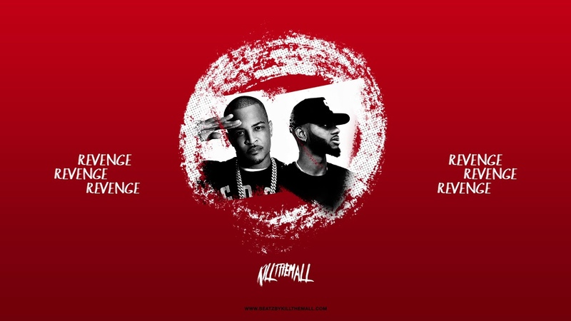 T.I. x Bryson Tiller Type Beat - Revenge | Free Rap/RB Instrumental