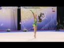 Алина Ермолова - обруч Sofia Cup 2015, София
