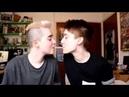 ЛГБТ НА ПРОСТОРАХ ИНТЕРНЕТА ЛЮБОВЬ ДВУХ ПАРНЕЙ ВЫ ЖДАЛИ ЧАСТЬ 2