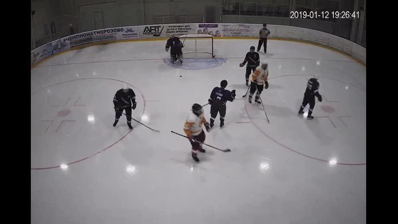 Чемпионат Морозово. Супер Бобры - Progres 42