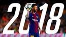 Лео Месси 2018 ● Финты, Голы, Удары ● Leo Messi 2018