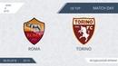 Roma 02 Torino, 18 тур Италия