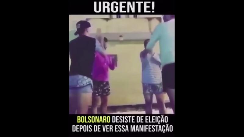 Deu ruim pro Bolsonaro