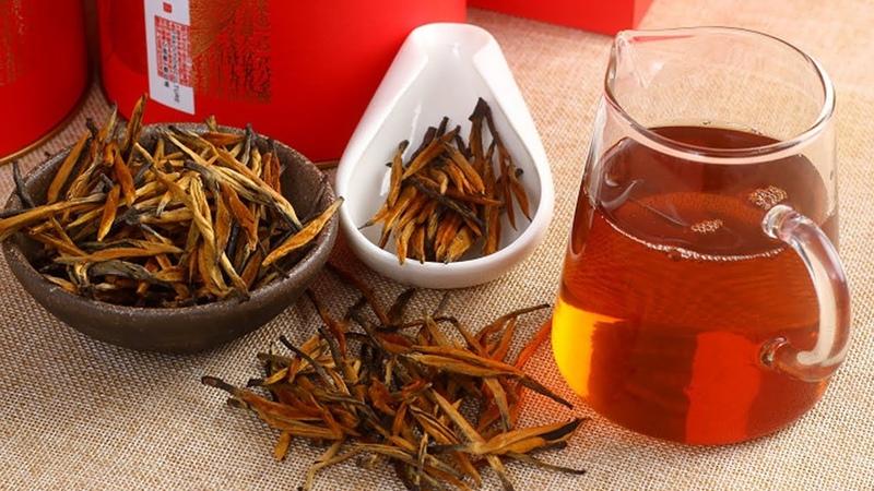 Китайский чай Да Цзинь Чжэнь