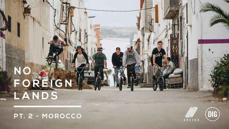 United - No Foreign Lands Pt.2 Morocco