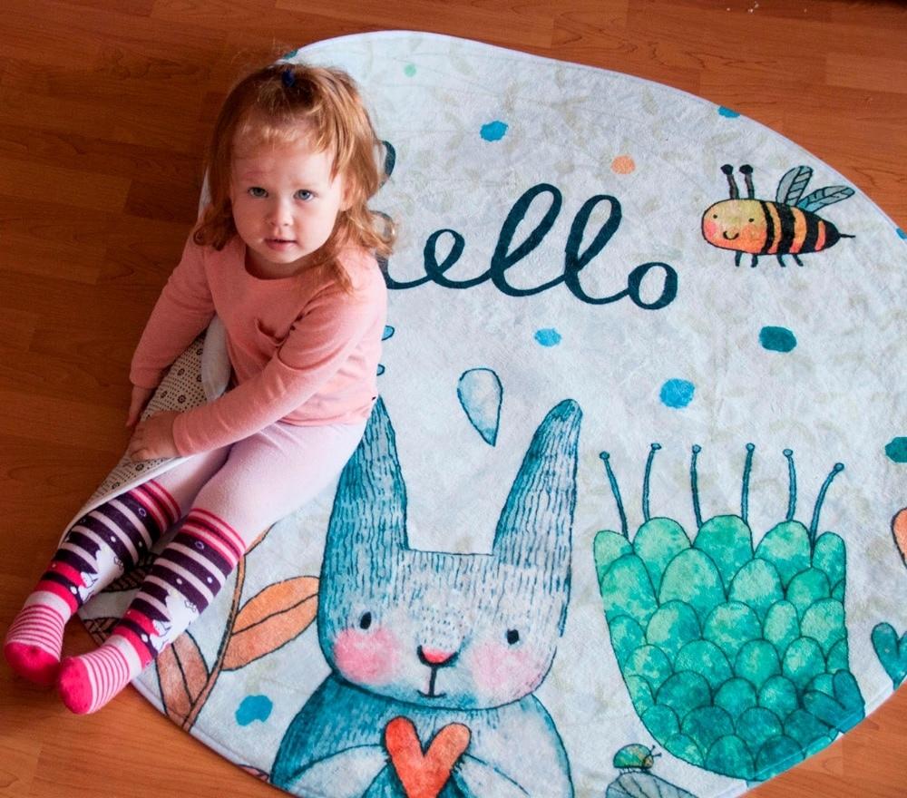 Милый коврик для детской