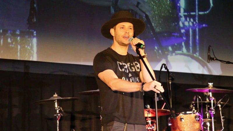 Jensen Ackles SNS Nashcon18