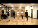 V DAY уроки танцев от южнокорейских девушек