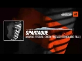 Listen #Techno #music with @Spartaque - Amazing Festival, Codex 020 (Ciudad Real, Spain) #Periscope