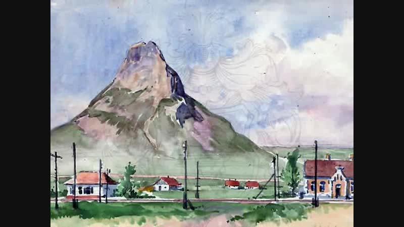Процесс исчезновения горы Кинжал