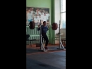 Артур Бабаян Азат Афян пр гр толчок 180 кг приличный вес жаль у Азата не получилось