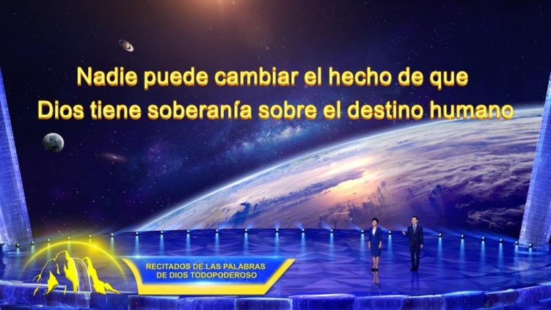 Dios te habla | Nadie puede cambiar el hecho de que Dios tiene soberanía sobre el destino humano