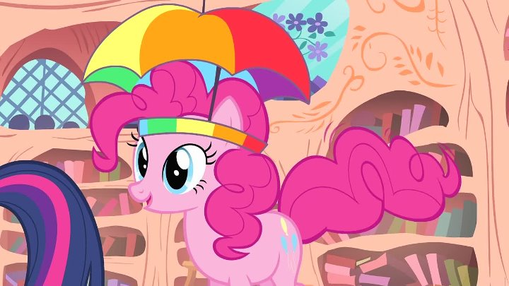 MLP FiM S1E15 Feeling Pinkie Keen