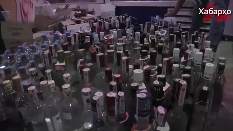 Дар Қирғизистон фурӯхтан ва нӯшидани машруботи спиртӣ манъ карда шуд