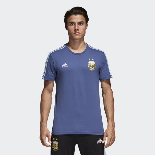 Футболка Аргентина 3-Stripes