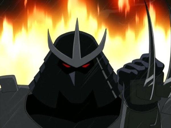 TMNT The Shredder's best parts 1