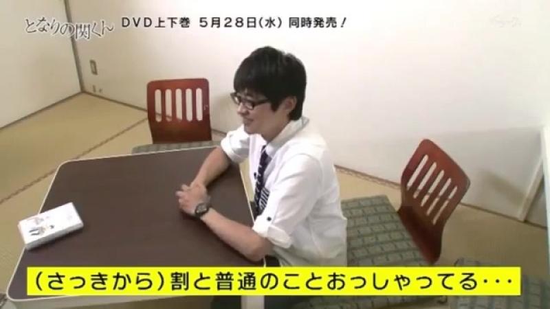 Kenichi Suzumura about Shimono Hiro (Part 2 Hirotan reaction)