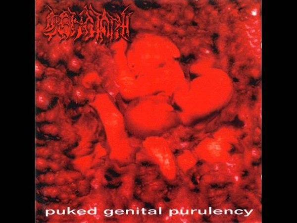 Cenotaph Puked Genital Purulency Full Album 1999