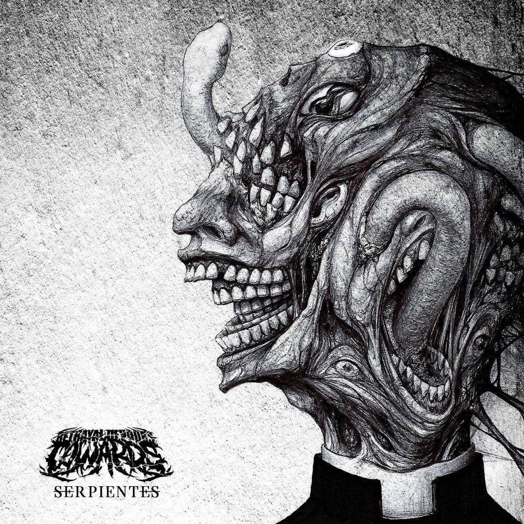 Betrayal Devours Cowards - Serpientes [EP] (2018)