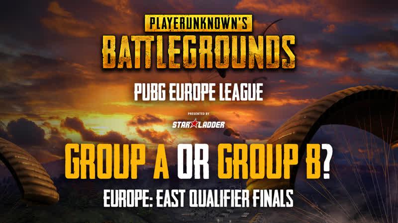 PUBG Europe League - Europe East Qualifiers @Tafa @Dead_Angel