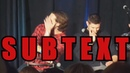 SUBTEXT with Jensen Ackles, Jared Padalecki Misha Collins p1