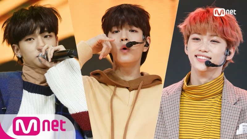 [Stray Kids - Get Cool] Comeback Stage   M COUNTDOWN 181115 EP.596