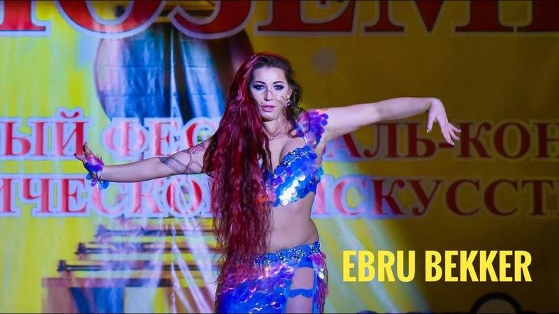 Ebru Bekker Tabla Solo Fairy of Darkness 2018