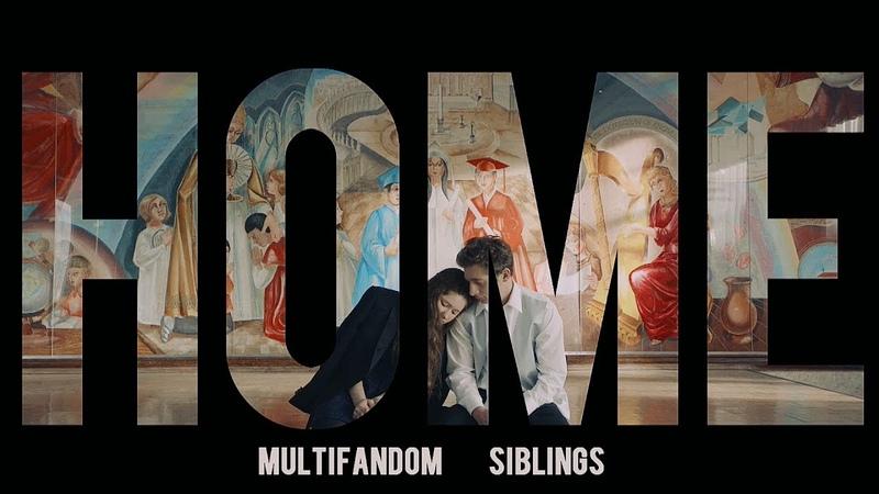 Multifandom siblings | home