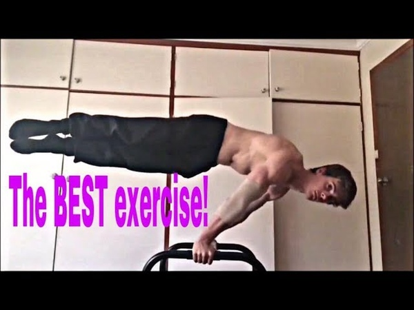 The BEST accessory exercise for FULL- PLANCHE