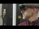 Microsoft HoloLens- Design spaces in real-world context with Microsoft Layout
