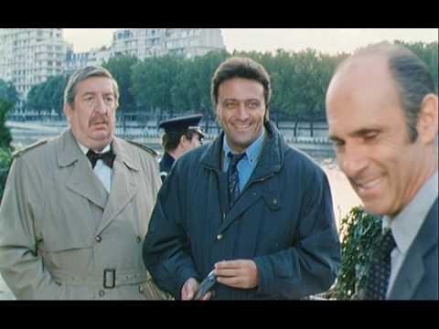 Нестор Бурма сезон 3 серия 3 Мутные воды Жавеля 1995 Nestor Burma Les eaux troubles de Javel