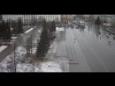 Ледяной дождь в Барнауле