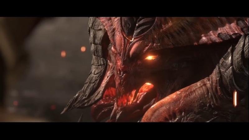 Дьябло игрофильм про войну ангелов и демонов