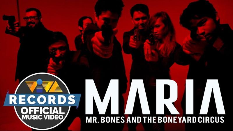 Maria Theme Song - Mr. Bones The Boneyard Circus [Official Music Video]